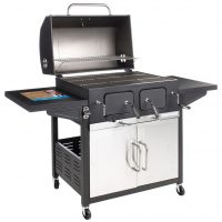 Barbacoa de Carbon New Montana Deluxe American Gourmet by Char Broil