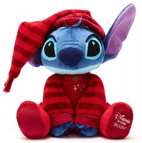 Peluche mediano Stitch Holiday Cheer