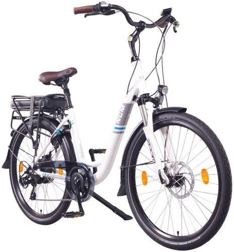 bicicleta electrica ncm munich