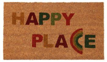 felpudo happy place